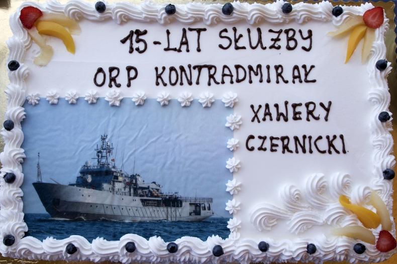 15 LAT ORP Kontradmirał Xawery CZERNICKI - GospodarkaMorska.pl