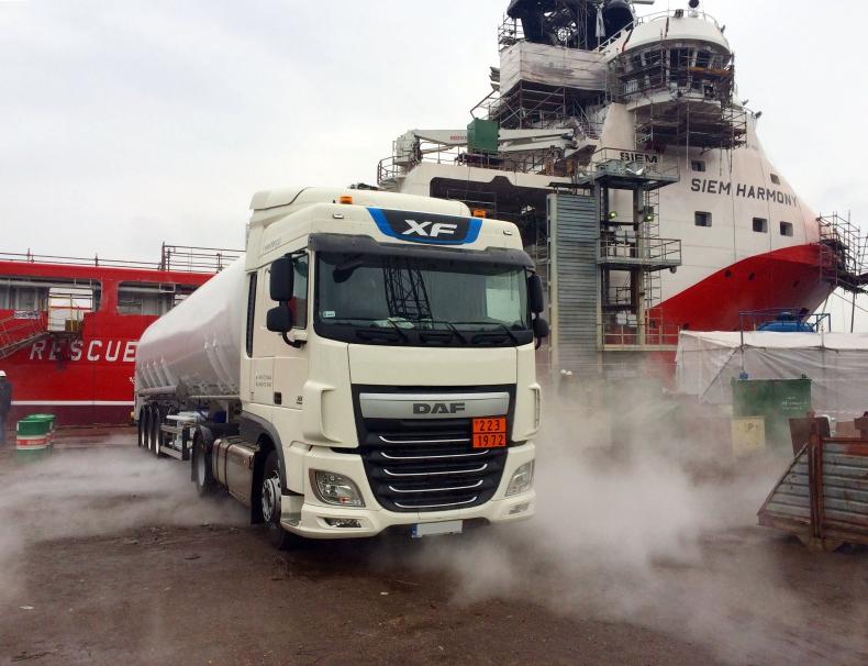 LOTOS i PGNiG realizują pionierską dostawę paliwa żeglugowego LNG - GospodarkaMorska.pl