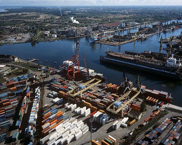 Nowe kierunki rozwoju sieci połączeń morskich Portu Gdańsk - GospodarkaMorska.pl