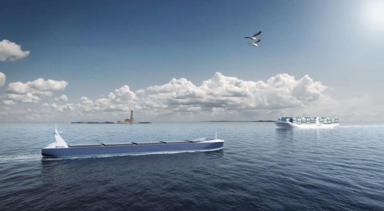 Finlandia chce rozwinąć bezzałogową flotę statków już do 2025 roku - GospodarkaMorska.pl