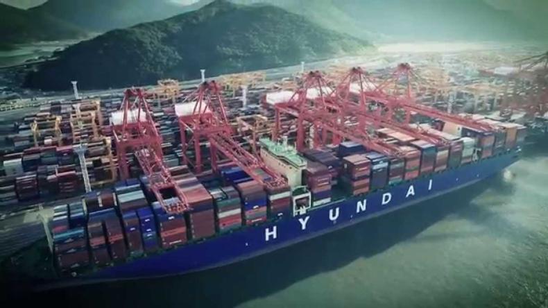 HMM zamierza kupić ponad 30 kontenerowców Hanjin - GospodarkaMorska.pl