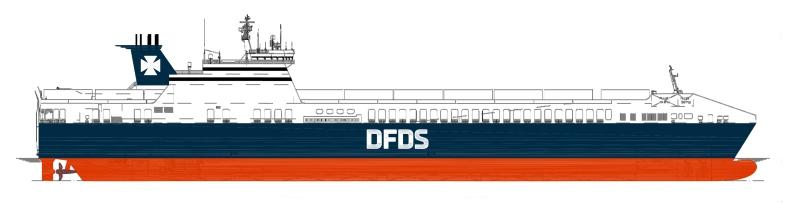 DFDS finalizuje zamówienie na dwa nowe promy. Może być ich jeszcze więcej - GospodarkaMorska.pl