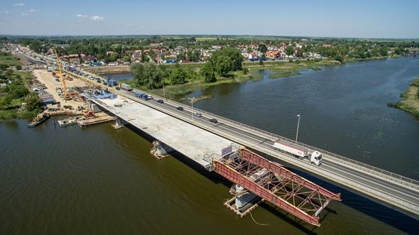 STRABAG wybudował most na Nogacie w Malborku - GospodarkaMorska.pl