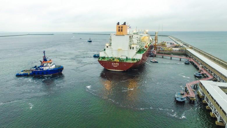 Polska bramą dla dostaw LNG z USA do Europy Środkowo-Wschodniej - GospodarkaMorska.pl