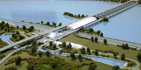 Drugi stopień na Wiśle wpisuje się w koncepcję europejskich korytarzy wodnych - GospodarkaMorska.pl