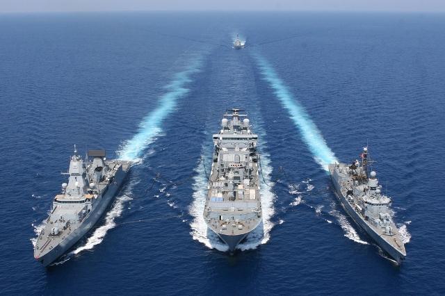 Niemiecka marynarka wojenna ma otrzymać pięć nowych korwet - GospodarkaMorska.pl