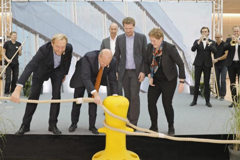Nowy port w Sztokholmie już otwarty - GospodarkaMorska.pl