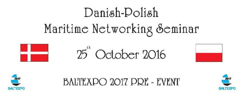 Danish-Polish Maritime Networking Seminar - GospodarkaMorska.pl