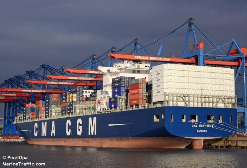 Alians kontenerowy Ocean już oficjalnie rozpoczął działalność - GospodarkaMorska.pl