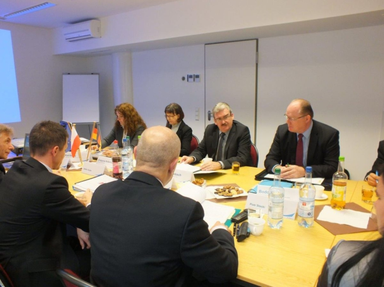 Komendanci MOSG i NoOSG spotkali się z prezydentami Policji Federalnej - GospodarkaMorska.pl