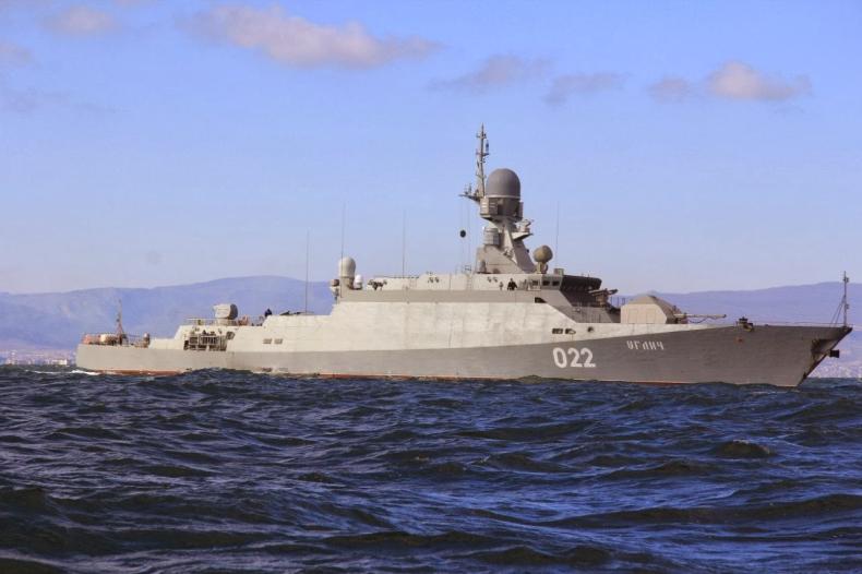 Rosja wzmocni Flotę Bałtycką - GospodarkaMorska.pl