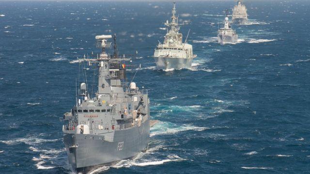 Misja NATO na Morzu Egejskim nie jest już potrzebna - GospodarkaMorska.pl
