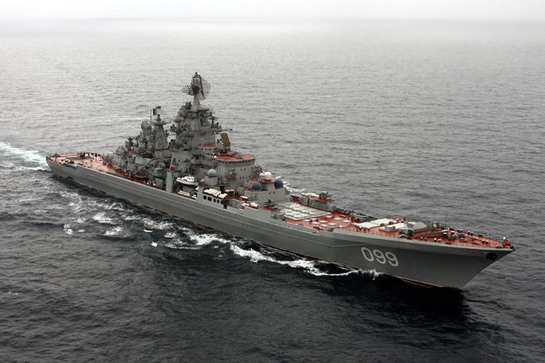 Rosja: grupa rosyjskich okrętów dotarła na Morze Śródziemne - GospodarkaMorska.pl