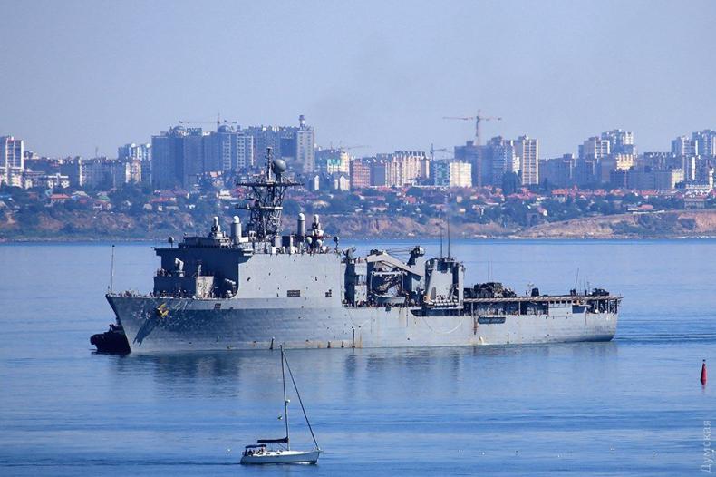 Dowódca marynarki wojennej Ukrainy zapowiada jej rozbudowę - GospodarkaMorska.pl