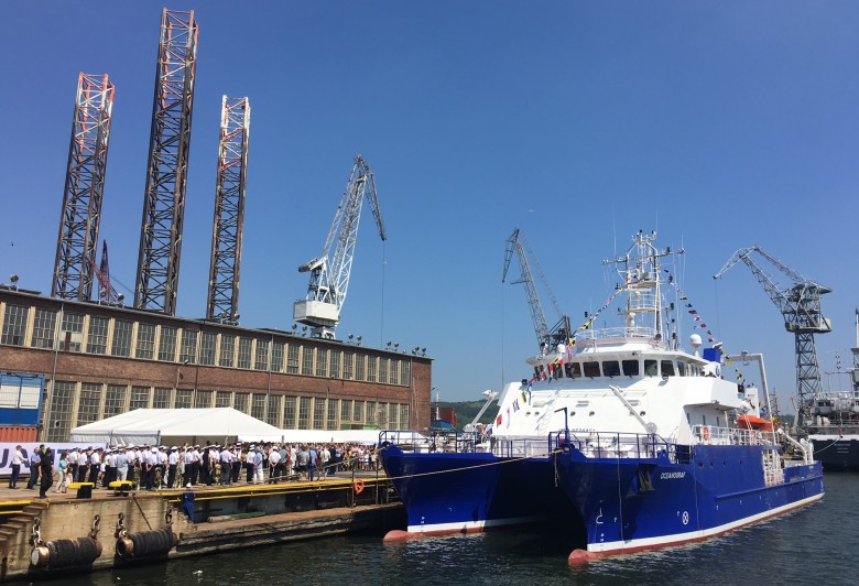 PGZ zapowiada zawiadomienie prokuratury ws. budowy statku Oceanograf - GospodarkaMorska.pl