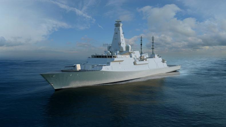 Budowa okrętów Typu 26 Global Combat Ship rozpocznie się latem 2017 - GospodarkaMorska.pl