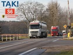 Sejmik województwa apeluje o budowę drogi ekspresowej S6, Słupsk – Trójmiasto - GospodarkaMorska.pl