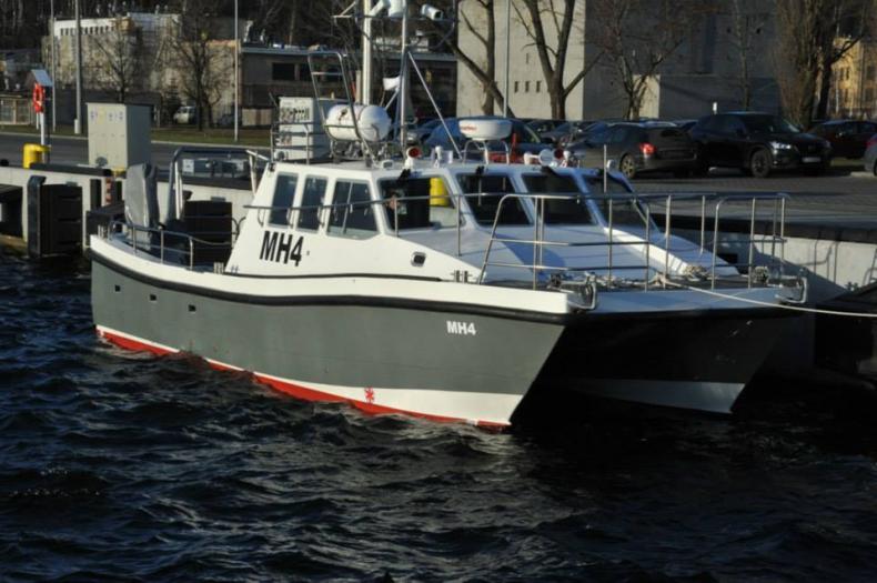 Urząd Morski w Gdyni zamawia specjalistyczny statek hydrograficzny - GospodarkaMorska.pl
