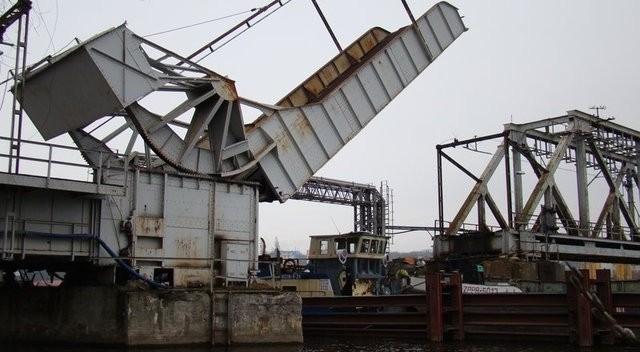 Most w Podjuchach znów w remoncie - GospodarkaMorska.pl
