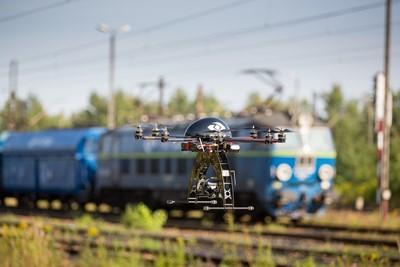 PKP CARGO dzięki dronom odnotowuje coraz mniej kradzieży - GospodarkaMorska.pl