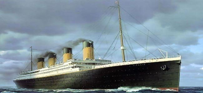 Titanic będzie miał kolejną replikę. Budowa już ruszyła - GospodarkaMorska.pl