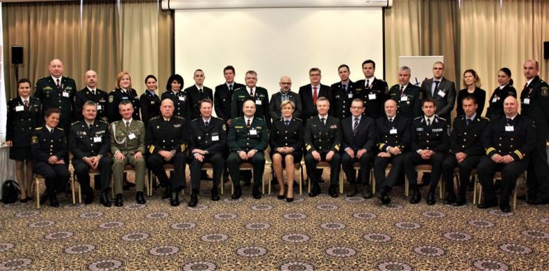 Konferencja Szefów Służb Granicznych BSRBCC - GospodarkaMorska.pl