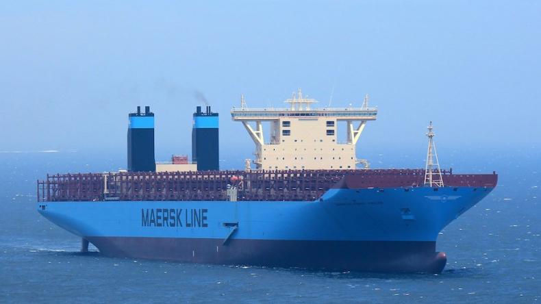 Maersk walczy o utrzymanie ratingu kredytowego - GospodarkaMorska.pl