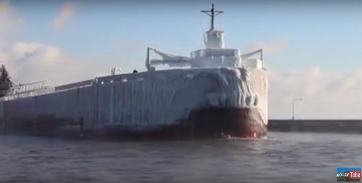 To się nazywa niezwykły widok (wideo) - GospodarkaMorska.pl