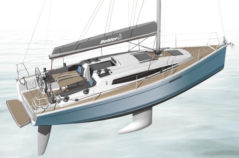 USA: jacht Dehler 34 z Goleniowa łódką roku 2017 - GospodarkaMorska.pl