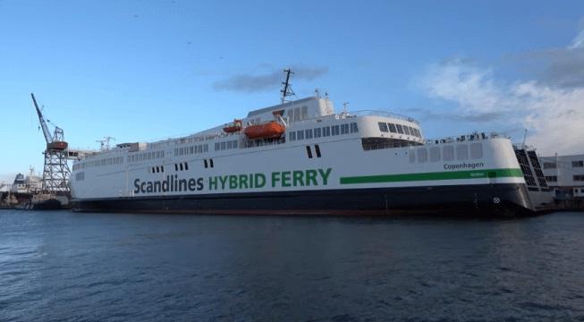 Copenhagen opuścił już stocznię Fayard. W środę prom wchodzi na regularną trasę - GospodarkaMorska.pl