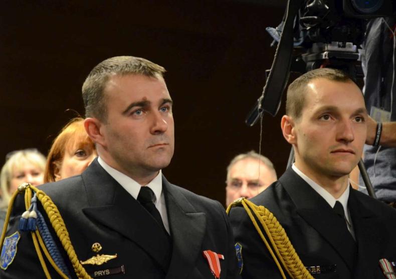 Wyróżnienia dla marynarzy - GospodarkaMorska.pl