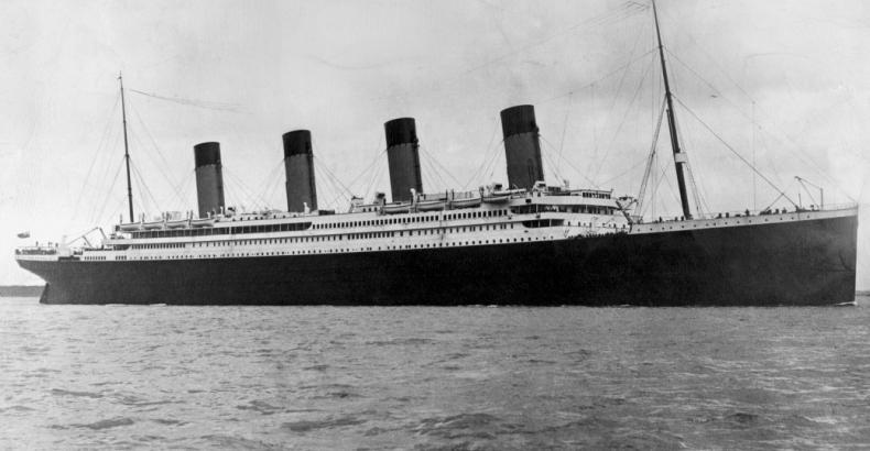 Brytyjczycy przedstawili nową teorię dotyczącą katastrofy Titanica - GospodarkaMorska.pl