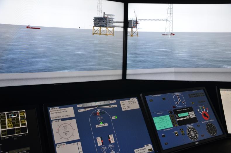 Nowe kursy dla branży offshore w Szkole Morskiej w Gdyni - GospodarkaMorska.pl