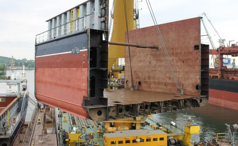 Rok 2016 w grupie MARS Shipyards & Offshore: Setki remontów i nowe kontrakty - GospodarkaMorska.pl