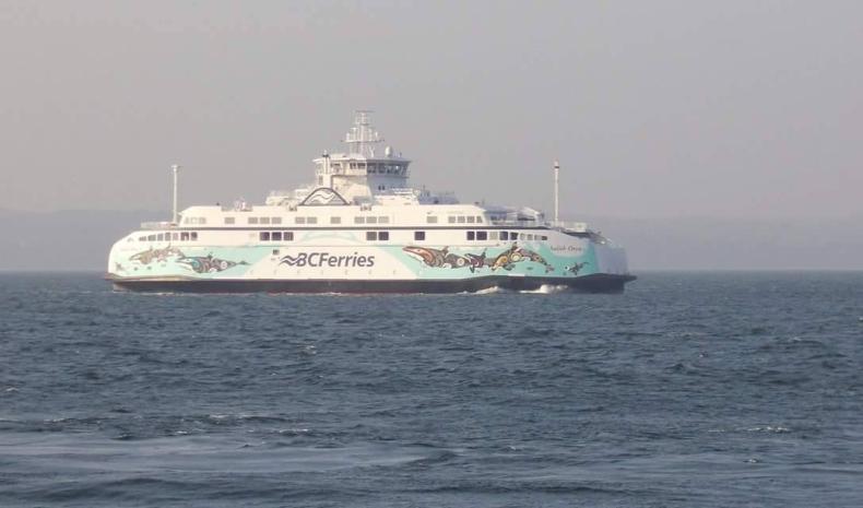 Salish Orca dotarła do Kanady - GospodarkaMorska.pl