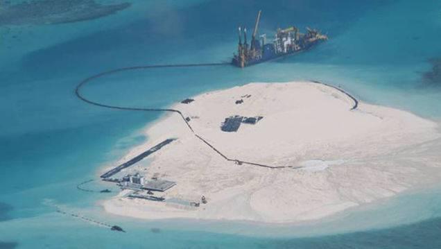 Tillerson: zabronić Chinom dostępu do wysp na Morzu Południowochińskim - GospodarkaMorska.pl