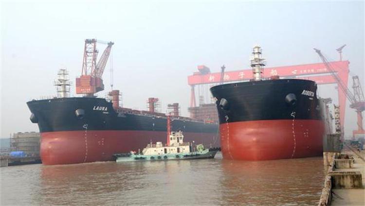 Chiny zamierzają wesprzeć swój przemysł stoczniowy - GospodarkaMorska.pl