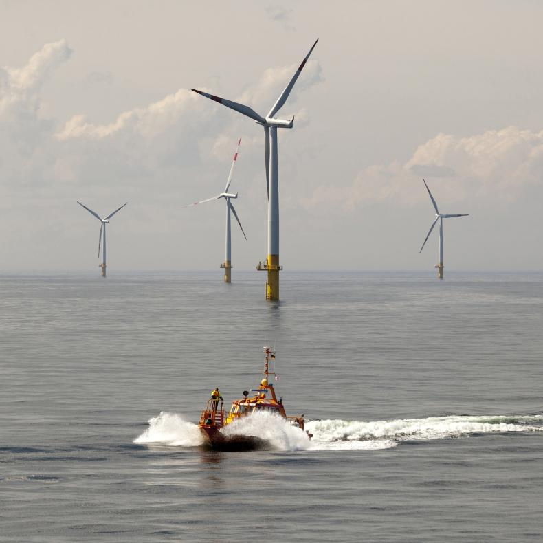 Wartość inwestycji w morskiej energetyce wiatrowej rośnie wbrew ogólnym trendom w sektorze OZE - GospodarkaMorska.pl