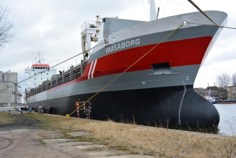 Kolejna jednostka Royal Wagneborg w MSR Gryfia - GospodarkaMorska.pl