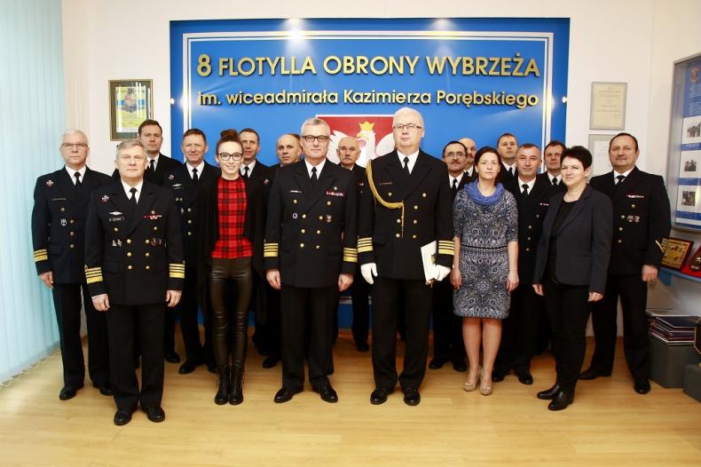 Nowy Szef Sztabu 8. Flotylli Obrony Wybrzeża - GospodarkaMorska.pl
