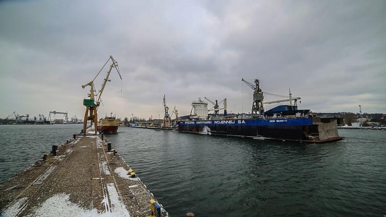 Sąd przedłużył termin składania ofert na Stocznię Marynarki Wojennej w Gdyni - GospodarkaMorska.pl