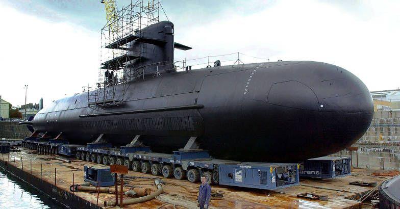Australia wybrała francuskie okręty podwodne - GospodarkaMorska.pl