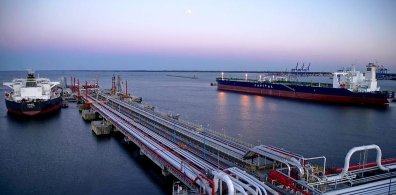 Ponad 37 mln ton ładunków w Porcie Gdańsk. Podsumowanie 2016 roku - GospodarkaMorska.pl