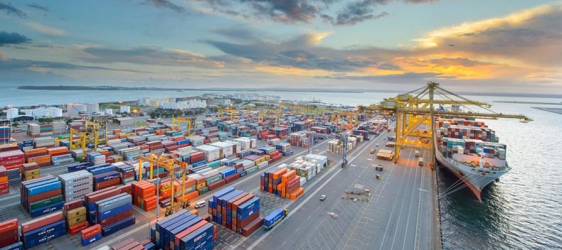 Poznajmy największe porty i terminale kontenerowe z każdego kontynentu (foto) - GospodarkaMorska.pl