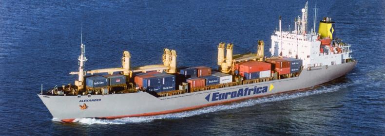 """Euroafrica Shipping Lines nagrodzony """"Wektorem"""" - GospodarkaMorska.pl"""