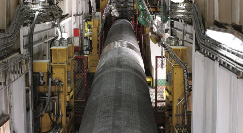 Gazprom zmniejszył dostawy przez Nord Stream i OPAL - GospodarkaMorska.pl