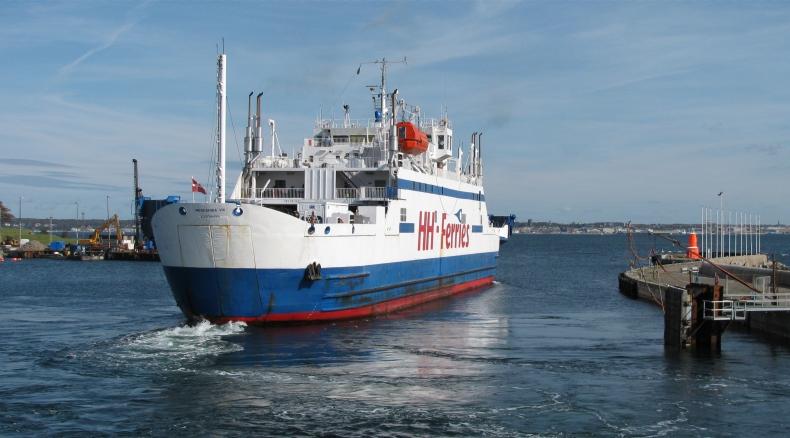 HH-Ferries potwierdza status kluczowego łącznika pomiędzy Danią a Szwecją - GospodarkaMorska.pl