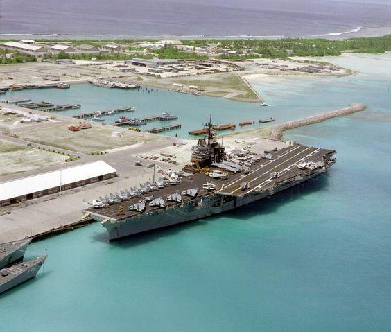 Co dalej z bazą Diego Garcia – komu przypadnie wyspa-lotniskowiec? - GospodarkaMorska.pl