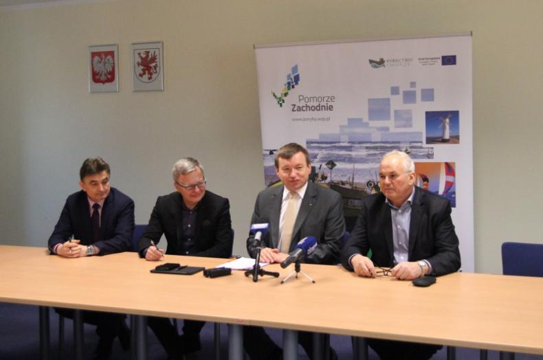 Ponad 1,5 mln zł dla rybackich grup działania w zachodniopomorskim - GospodarkaMorska.pl