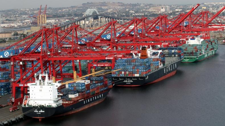 Poznajmy największe porty i terminale kontenerowe z każdego kontynentu: Ameryka Północna - GospodarkaMorska.pl